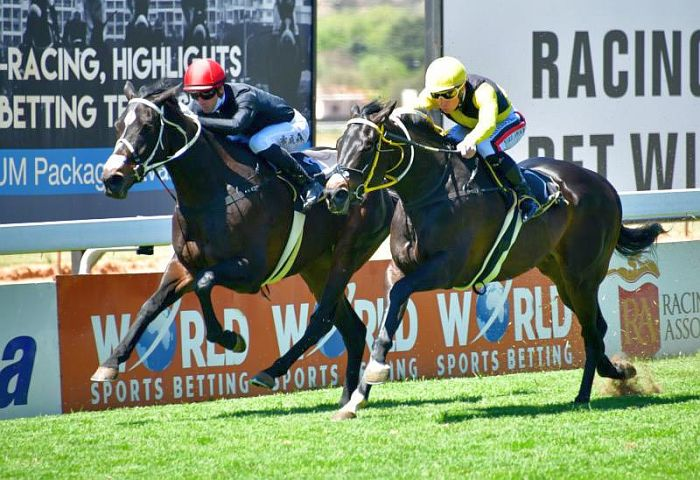 Sparkling Water and Forever Mine fought out Race 2.